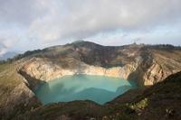 Kelimutu Krater