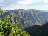 Simien Nationalpark
