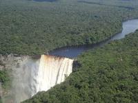 Kaieteur-Wasserfall
