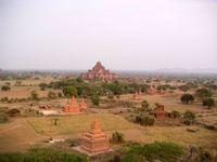 Myanmar Bagan Tempel Pagoden