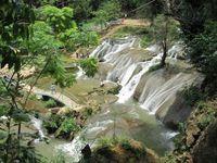 Myanmar Pyin Oo Lwin Wasserfall