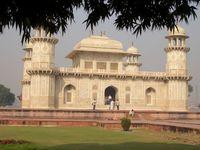 Indien Agra Baba Taj Itimad-ud-Daula