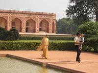 Indien Humayun Grab Inder