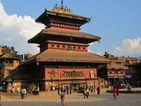 Nepal Bhaktapur Durbar Square