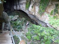 Malaysia Gunung Mulu Nationalpark Clearwater Cave