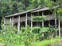 Malaysia Kuching Sarawak Cultural Village