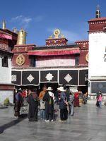 Tibet Lhasa Jokhang