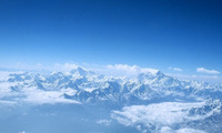 Nepal Himalaya-Flug Mount Everest