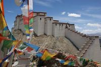 Tibet Shigatse Tashilunpo-Kloster