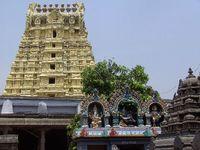 Kanchipuram Tempel, Südindien