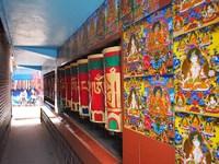 Dharamsala Gebetsmühlen