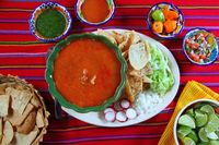 Mexican Food - Pozole