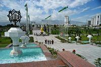 Asgabat, Turkmenistan