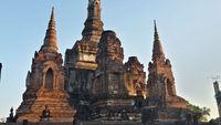 Sukhothai, Historischer Park, Thailand