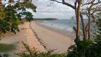 Strand auf der Ilha do Marajó