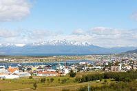 Panorama Ushuaia