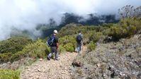 Wanderung nach San Gerado de Dota