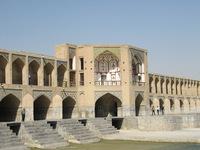 Iran, Isfahan, Brücke - Iran