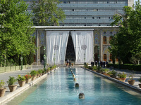 Teheran Golestan-Palast Iran