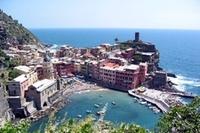 Dorf Vernazza, Cinque Terre, Itlaien, Djoser Reisen