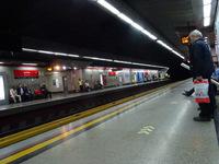 Metro Teheran Iran