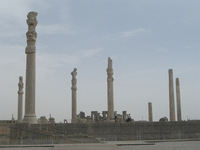 Shiraz, Persepolis, Iran