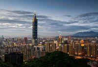 Taipeh Skyline