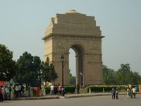 Gate of India, Delhi