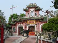 Phuc Kien Tempel, Hoi An