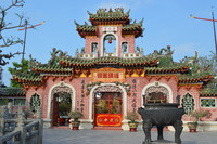 Phuc Kien Tempel in Hoi An