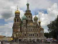 Auferstehungskirche St.Petersburg