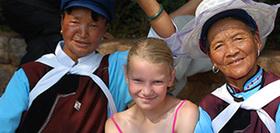 Rundreise China mit Kindern, 23 Tage