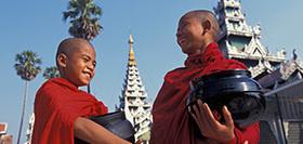 Rundreise Myanmar mit Kindern, 15 Tage