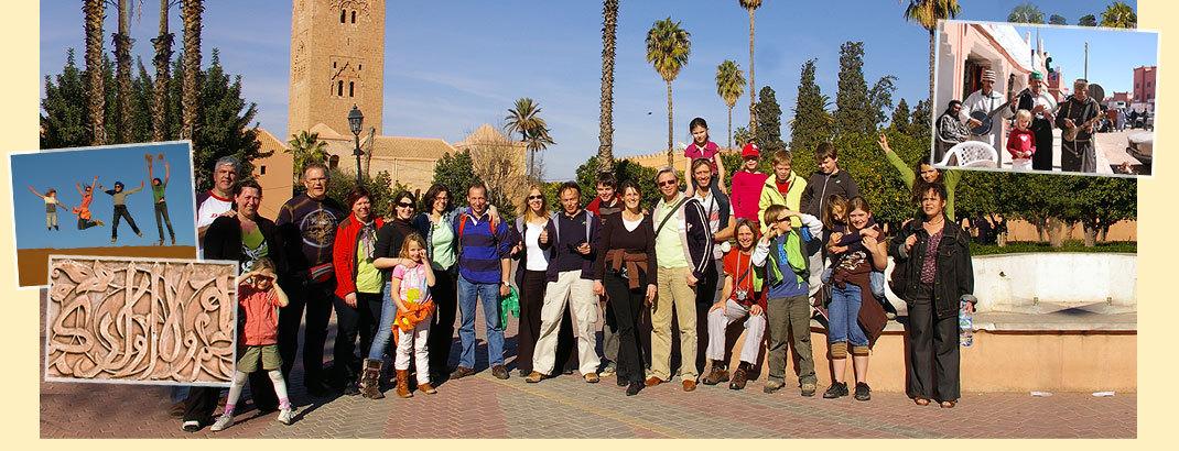 Marokko, 15 Tage