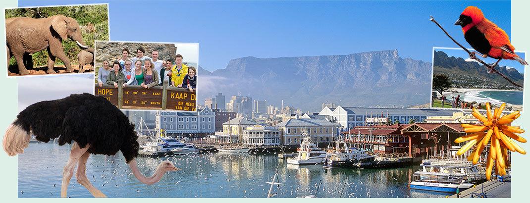 Südafrika, 20 Tage