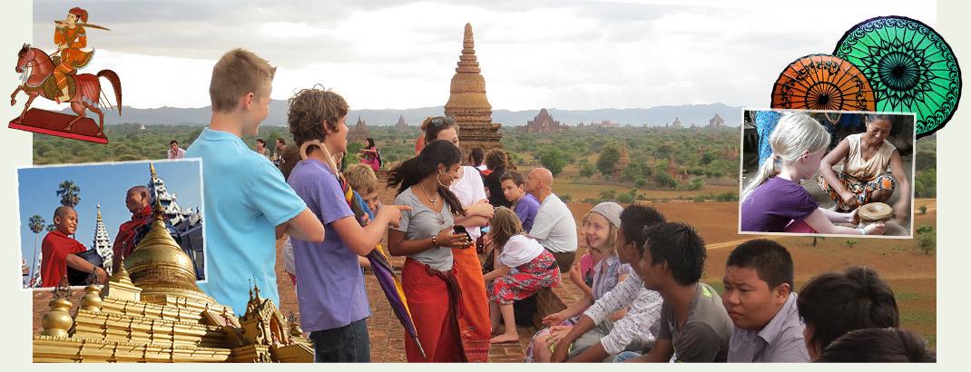 Myanmar 15 Tage