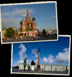 Rundreise Russland