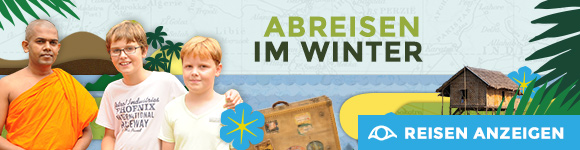 Alle Abreisen im Winter 2017/2018